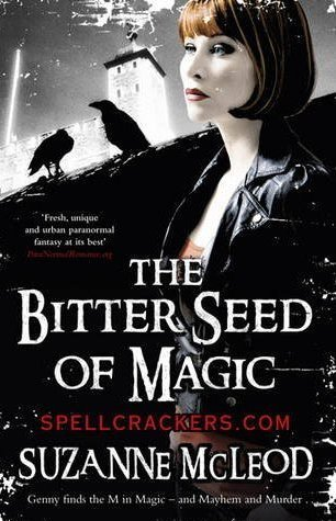 Book Review: Suzanne McLeod's The Bitter Seed of Magic