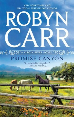 Cover: Promise Canyon (Robyn Carr)