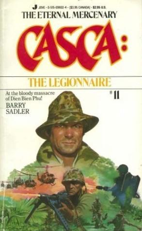 Casca - The Legionnaire Barry Sadler