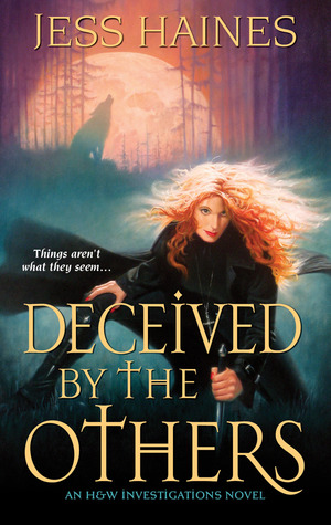 Review: Deceived by the Others by Jess Haines