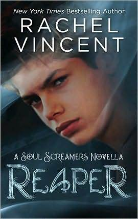 Reaper (Soul Screamers, #3.5)