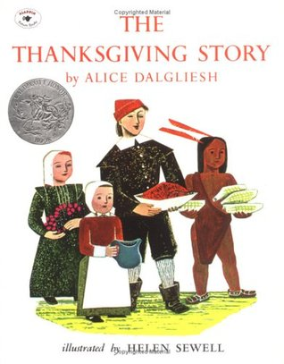 The Thanksgiving Story Alice Dalgliesh