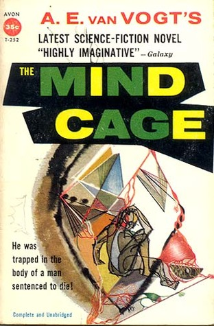 The Mind Cage - A.E. van Vogt
