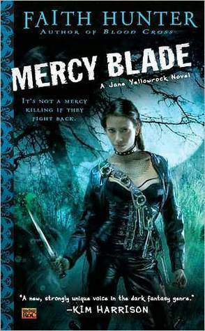 Book Review: Faith Hunter's Mercy Blade