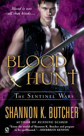 Book Review: Shannon K. Butcher's Blood Hunt