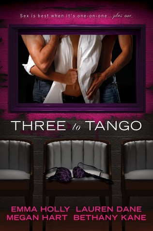 Book Review: Emma Holly's Three to Tango