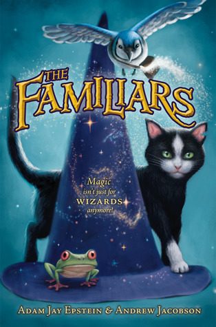Book Review: Adam Jay Epstein & Andrew Jacobson's The Familiars