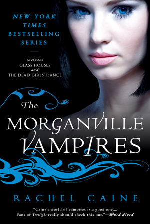 The Morganville Vampires, Volume 1 (The Morganville Vampires, #1-2)