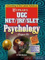 UGC/NET/SLET: Psychology - Paper II Amit Abraham