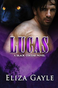 Lucas (Black Cougar, #1)