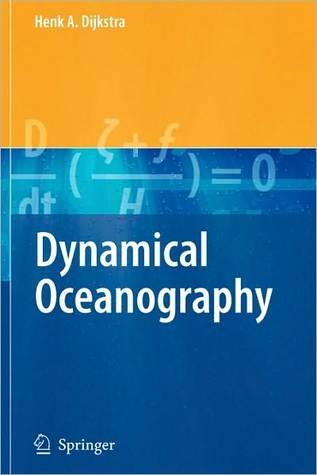 Dynamical Oceanography Henk A. Dijkstra