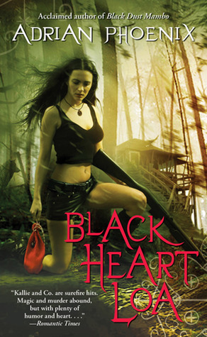 Book Review: Adrian Phoenix's Black Heart Loa