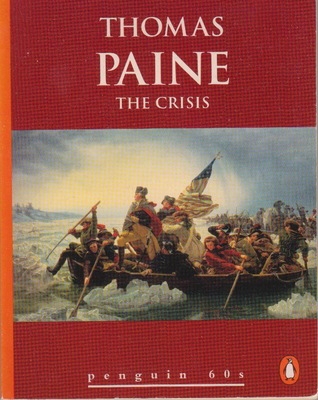 Thomas Paine publishes American Crisis