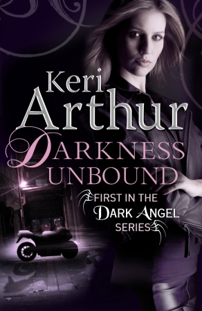 Book Review: Keri Arthur's Darkness Unbound