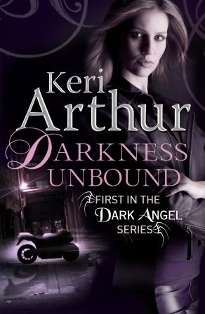 Book Review: Keri Arthur's Darkness Unbound