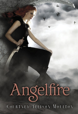 Angelfire (Angelfire #1) – Courtney Allison Moulto