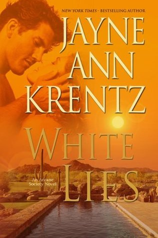 White Lies (Arcane Society, #2)