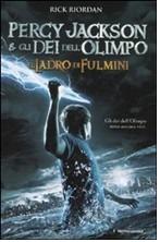 Il ladro di fulmini (Percy Jackson e gli dei dell'Olimpo, #1)