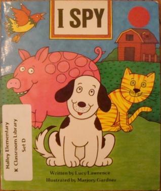 I Spy Lucy Lawrence