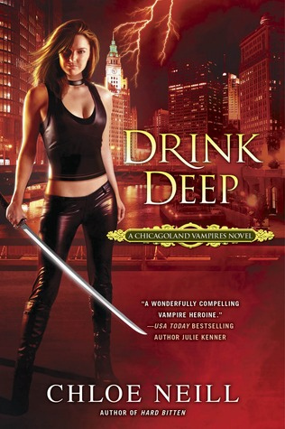 Drink Deep (Chicagoland Vampires #5)  by Chloe Neill  />