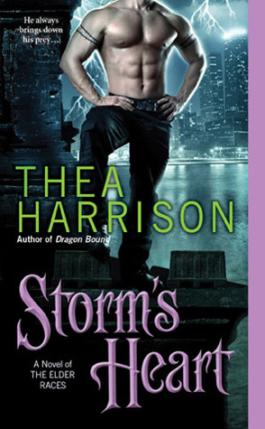Storm's Heart (Elder Races, #2)