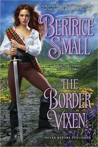 The Border Vixen (The Border Chronicles, #5)