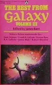 The Best from Galaxy, Volume 3 Jim Baen
