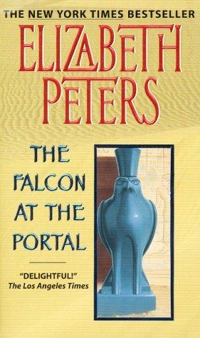 The Falcon at the Portal( Amelia Peabody, #11)
