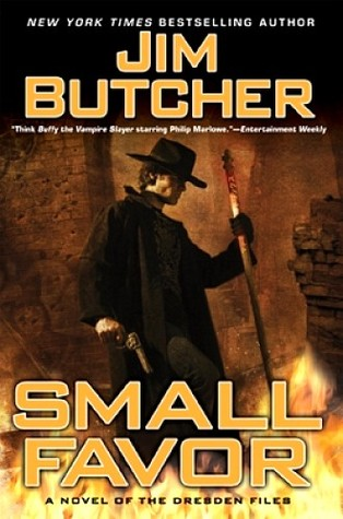 Book Review: Jim Butcher's Small Favor