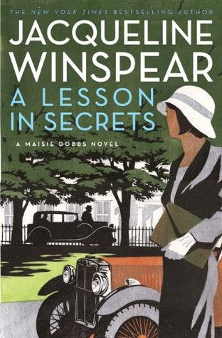 Book Review: A Lesson in Secrets by Jacqueline Winspear