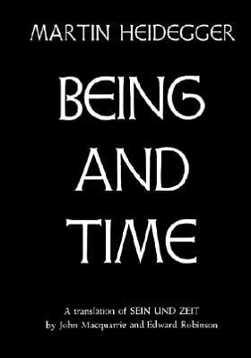 Being and Time (Hardcover)