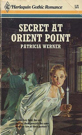 Secret At Orient Point  by  Patricia Werner