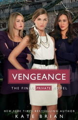 #BookReview: Vengance (Private N°14) by Kate Brian