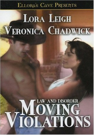 Book Review: Lora Leigh & Virginia Chadwick's Moving Violations