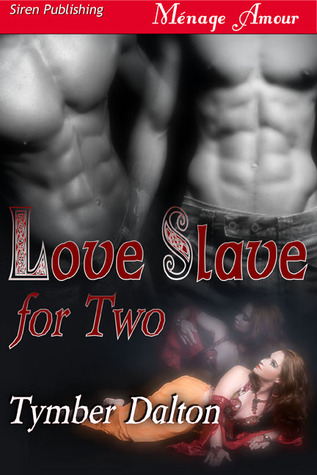 Love Slave for Two Book Cover
