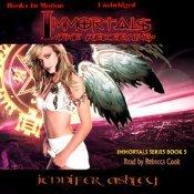 The Redeeming (Immortals #5)  - Jennifer Ashley