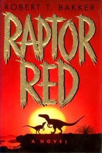 Raptor Red book cover