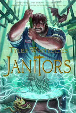 Janitors (Janitors, #1)
