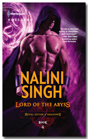 Book Review: Nalini Singh's Lord of the Abyss