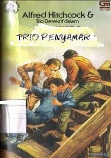 Trio Detektif : Trio Penyamar Alfred Hitchcock