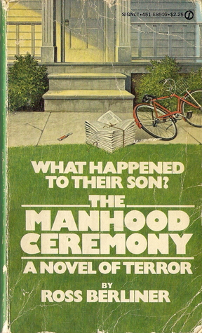 The Manhood Ceremony  by  Ross Berliner
