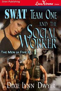 The Men of Five-0 #1 - Dixie Lynn Dwyer