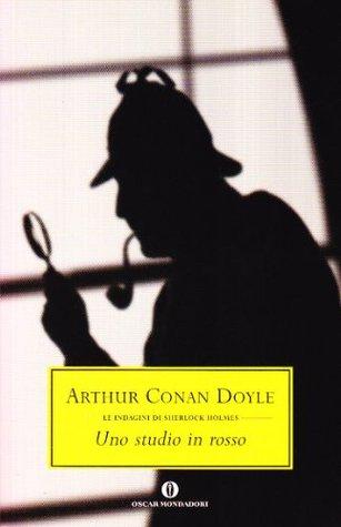 Uno studio in rosso - [Arthur Conan Doyle]