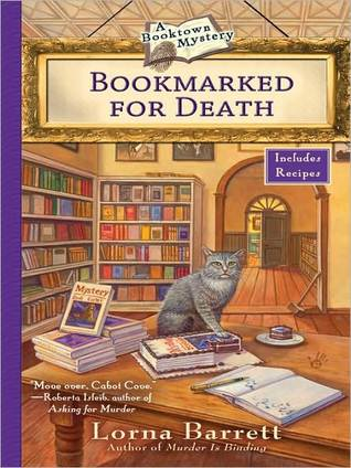 cover Bookmarked for Death