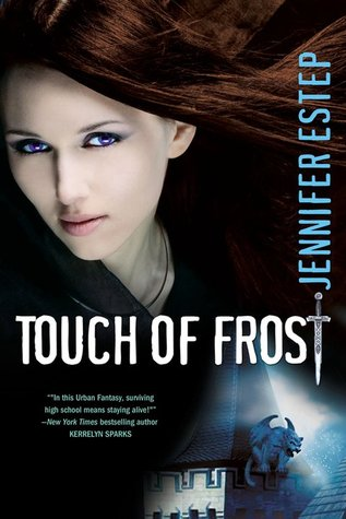 Book Review: Jennifer Estep's Touch of Frost