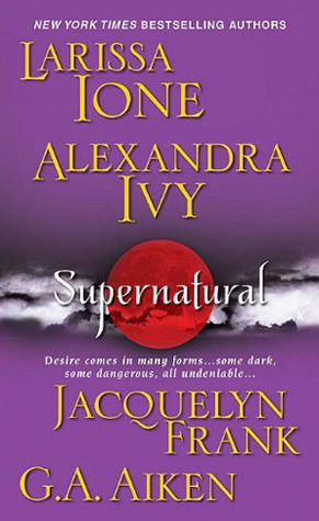 Book Review: Larissa Ione's Supernatural
