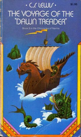 The Voyage Of The Dawn Treader - Book 3 in the Chronicles of Narnia (Chronicles of Narnia, #3) C.S. Lewis