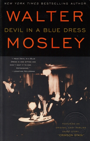 characters in devil in blue dress by walter mosley