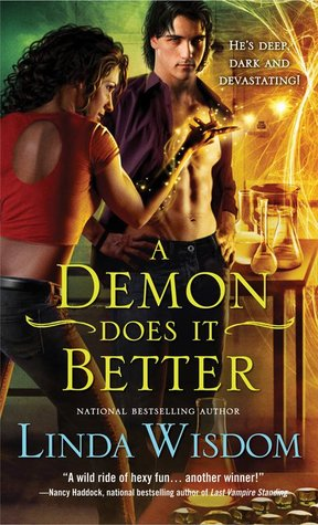 Book Review: Linda Wisdom's A Demon Does It Better