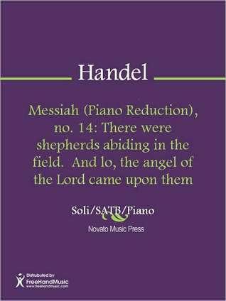 Messiah (Piano Reduction), no. 14 Georg Friedrich Händel